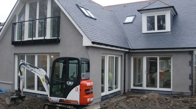 Extensions or conversions from CMJ Aberdeen