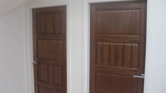New doors
