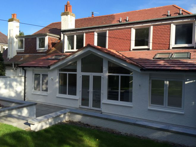 House extension Aberdeen