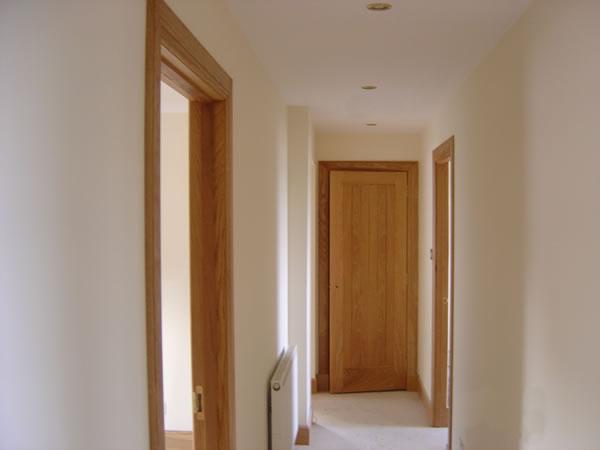 fitting skirtings door frames