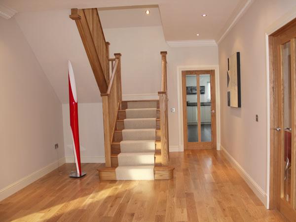 floors skirtings & stair fitting