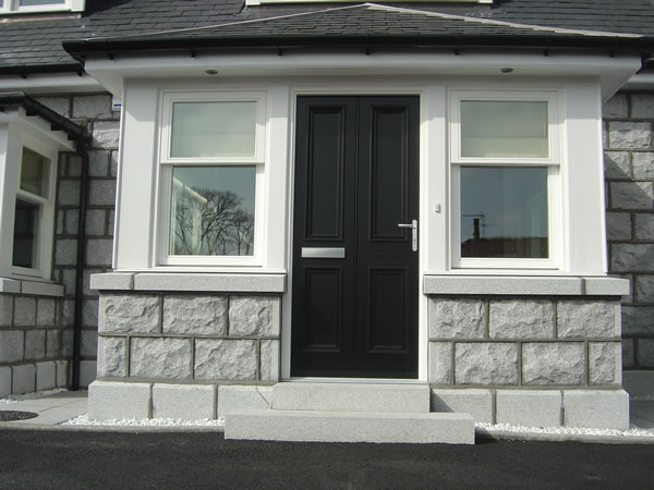 New build granite house aberdeen