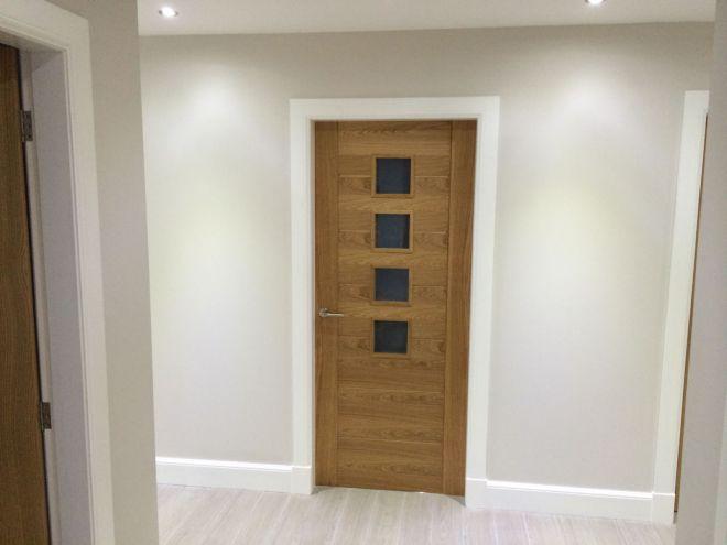 joinery - door hanging