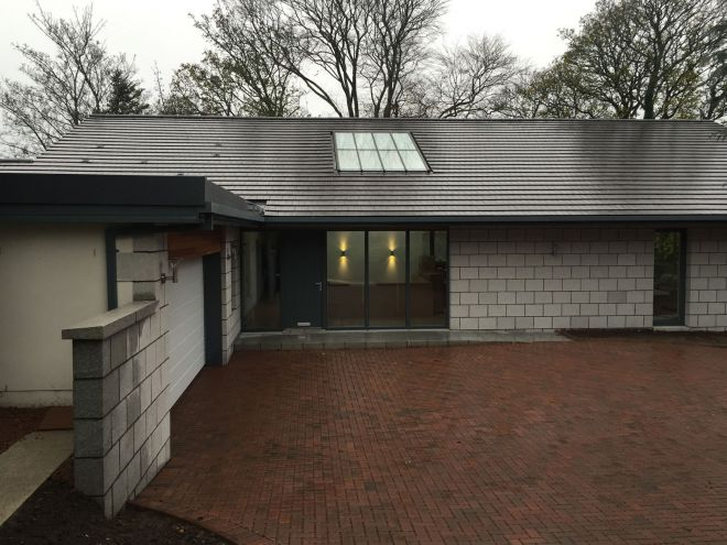 house new build by CMJ Aberdeen - 2014