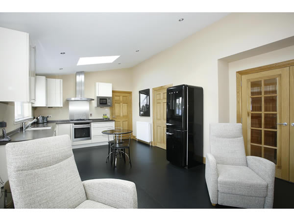 Kitchen fitting by CMJ